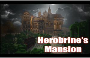 Herobrine's Mansion copia