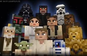 skins de Star Wars para Minecraft