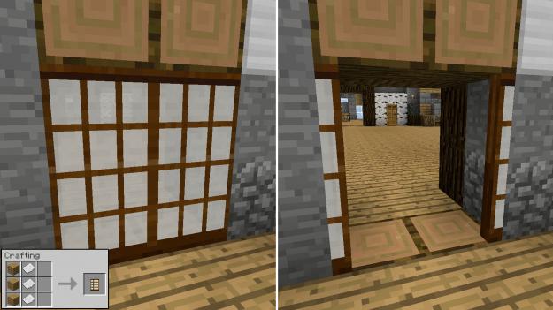 malisis doors mod minecraft