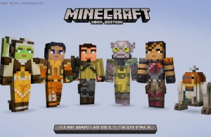 Minecraft Skins Star War Rebels