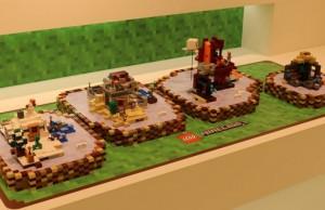 nuevo lego minecraft