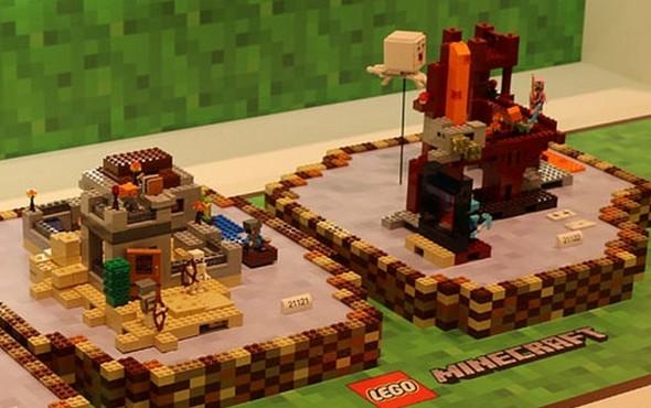 juegos de lego minecraft