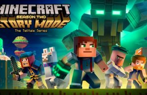 minecraft story mode season